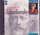 A LA RENCONTRE DE TCHAIKOVSKY - LES CLASSIQUES D'EVE RUGGIERI - CD
