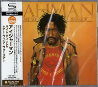 IJAHMAN LEVI-ARE WE A WARRIOR HAILE I~-JAPAN SHM-CD ttt