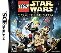 NINTENDO DS LEGO STAR WARS THE COMPLETE SAGA NEW GAME