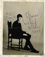 BEATLES - Paul McCartney Signed Photograph - Musician / Singer / Vocalist