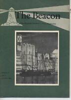 The Beacon The English Student´s Own Magazine, Heft 12. September 1968 Jahrg. 19