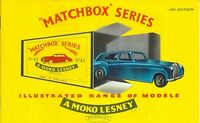 MATCHBOX KATALOG  -VON 1959- NACHDRUCK*****