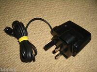 NINTENDO DS & GAMEBOY ADVANCE SP OFFICIAL AC MAINS CHARGER Power Supply UK GBA