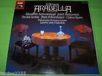 Strauss - Matacic Schwarzkopf Gedda - Arabella - EMI LP