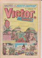 VICTOR COMIC September 24 1983  # 1179 Original Birthday Gift ! VGC