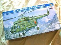 Trumpeter 05102 1/35 Mi-8MT/Mi-17 Hip-H