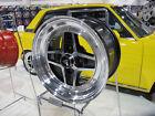 "ENKEI APACHE II 15x7"" Classic Line Wheel Wheels 4x100 4x114.3 ET38 SLV or BLK"