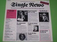 Single News 6'80 - Carpendale Bogart Richard Hagar LP