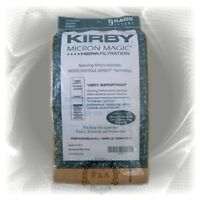 TOP Preis    9er Pack Original KIRBY Filter Modelle G6 - G7 /197301
