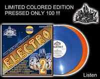 CBR UNDERGROUND ELECTRO VOL.2/Electro,Rap,Funk,Miami Bass,Freestyle*VOCODER*Rare