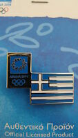 GREEK FLAG - THEMES FROM GREECE - ATHENS 2004 OLYMPIC GAMES PIN