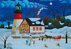 PUZZLE ....JIGSAW.....HERONIM.....At The Light Before Christmas.....1000pc...