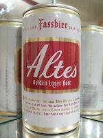 ALTES GOLDEN LAGER DRAFT    OLD BEER CAN ALUM 33-11