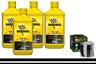 Kit Tagliando Bardahl XTS 10W50 + Filtro Olio 551 MOTO GUZZI California 1.1