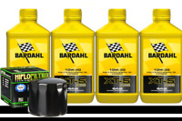 KIT TAGLIANDO BARDAHL XTS 10W30 + FILTRO MOTO Honda CBX RSE 250 83 86