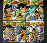 JAPAN manga: Dragon Ball Z Super Saiyan Ginyu Force-hen vol.1~6 Complete set