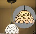 New 8 Inches European Style Modern Glass Droplight H 115 CM 1 Light Chandelier