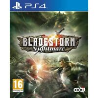 Bladestorm Nightmare PS4 Game - Brand New!