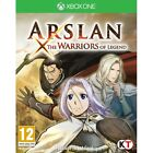 Arslan The Warriors Of Legend Xbox One Game - Brand New!