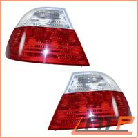 2X REAR TAIL LAMP LIGHT OUTER PART LEFT+RIGHT BMW 3 SERIES COUPE E46 99-03