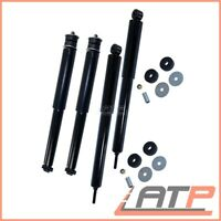 4x SHOCK ABSORBER FRONT AND REAR GAS PRESSURE MERCEDES BENZ G-CLASS W460