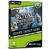 Royal Detective 2 The Lord Of Statues Hidden Object Game for PC (DVD-ROM)
