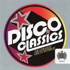 Ministry Of Sound- Disco Classics (2 X CD ' Various Artists)