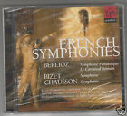 BERLIOZ SYMPHONIE FANTASTIQUE CARNAVAL ROMAIN BIZET SYMPHONIE CHAUSSON SYMP 2 CD