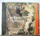 LOCATELLI L'ARTE DEL VIOLINO OP 3 VOL 1 CD