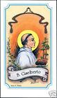 ADESIVO STICKER SANTINO HOLY CARD BEATO GISELBERTO