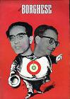 """"""" IL BORGHESE N° 39 /27/SET/1962 """" Periodico Politico e Culturale"""