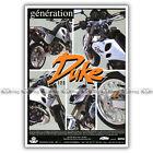 PUB KTM 125 DUKE - Ad / Publicité Moto de 1998