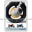 PUB SUZUKI GSF 650 BANDIT N & S GSF650 650N 650N - Ad / Publicité Moto de 2005