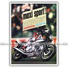 PUB HONDA CB 750 FA CB750 CB750 FA FOUR - Original Advert Publicité Moto de 1980