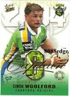 2004 SELECT NRL CAPTAIN-CANBERRA RAIDERS:SIMON WOOLFORD