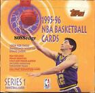 1995-96 TOPPS S1 NBA BASKETBALL JUMBO BOX-DRAFT REDEMPTION!MICHAEL JORDAN FINEST