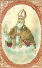 SANTINO HOLY CARD SAN GUIDO - VESCOVO