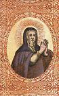 SANTINO HOLY CARD SANTA ATTRACTA - VERGINE