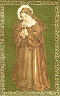 SANTINO HOLY CARD SANTA CRESCENTIA
