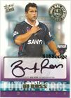 2004 SELECT NRL FUTURE FORCE SIGNATURE #FF8: BEN ROSS #/650 PANTHERS FOOTY SHOW