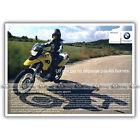 PUB BMW F 650 GS F650 F650GS - Ad / Publicité Moto de 2005 #2