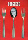 """"""" IL BORGHESE N° 02 /10/GEN/1963 """" Periodico Politico e Culturale"""