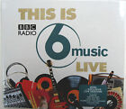 This Is BBC Radio 6 Music LIVE CD x 2 SEALED 2012 Killers Weller Vaccines Lana D