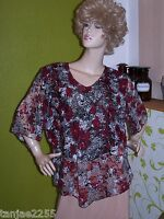Joulie Shirt  Bluse Tunika Zipfelbluse angenehm zutragen  top Aktuell B27/2
