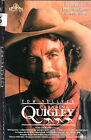 Carabina Quigley (1990) VHS 1a Ed. MGM Tom Selleck