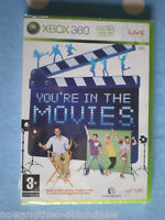 YOU'RE IN THE MOVIES ~ XBOX 360 PAL ~ NEW & SEALED~UK