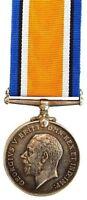 WW1 BRITISH WAR MEDAL TO G-89027.PTE.E.J.CARTER.MIDD'X.R