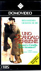 UNO SCANDALO PERBENE (1984) VHS DomoVideo 1a Ed. - VHS