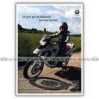 PUB BMW F 650 GS F650 F650GS - Original Advert / Publicité Moto de 2005