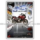 PUB HONDA CBF 600, 600 S & 600 N - Ad / Publicité Moto de 2008